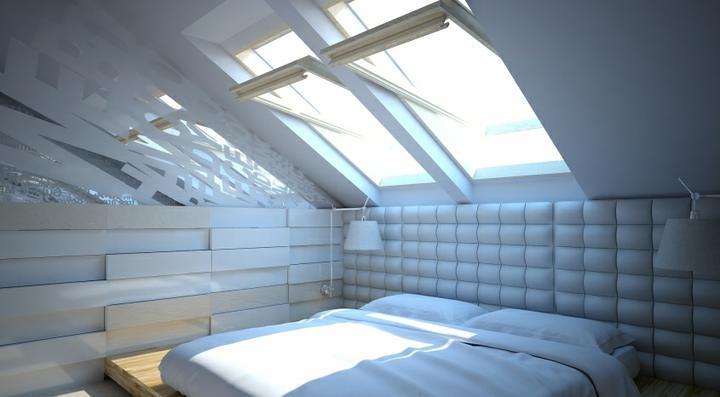 3D návrh spálni - Obrázok č. 37