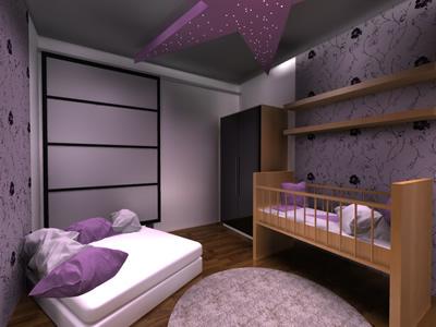 3D návrh detských izieb - Obrázok č. 34