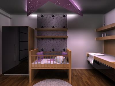 3D návrh detských izieb - Obrázok č. 35