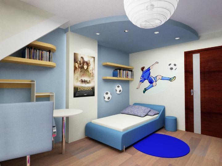 3D návrh detských izieb - Obrázok č. 36