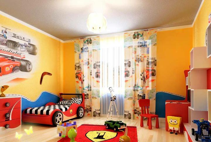3D návrh detských izieb - Obrázok č. 37