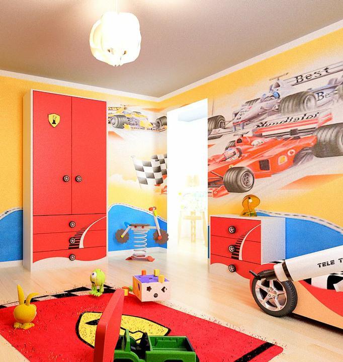 3D návrh detských izieb - Obrázok č. 38