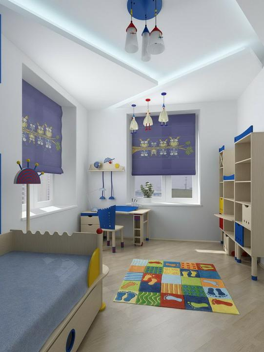3D návrh detských izieb - Obrázok č. 39