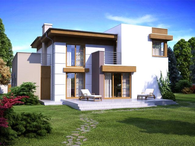 3D návrh domu - Obrázok č. 80
