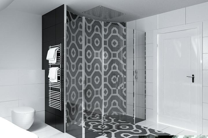 3D návrh kúpelní - Obrázok č. 87