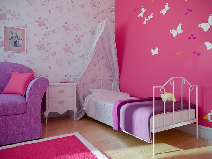 3D návrh detských izieb - Obrázok č. 44