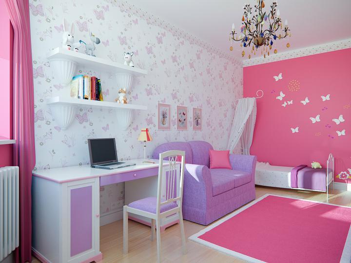 3D návrh detských izieb - Obrázok č. 45