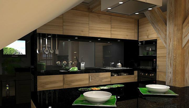 3D návrh kuchýň - Obrázok č. 46
