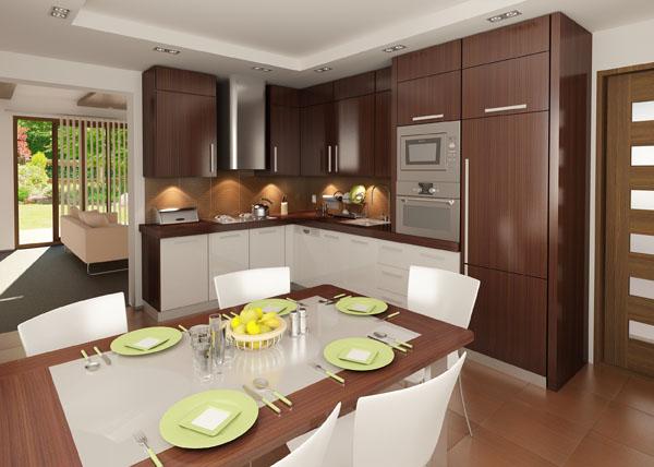 3D návrh kuchýň - Obrázok č. 48