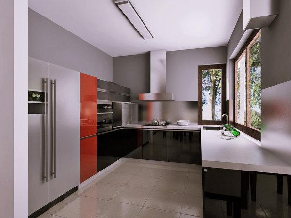 3D návrh kuchýň - Obrázok č. 49