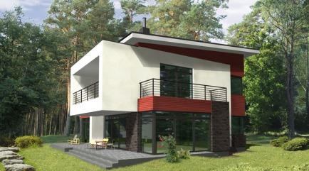 3D návrh domu - Obrázok č. 89