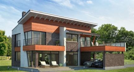 3D návrh domu - Obrázok č. 91