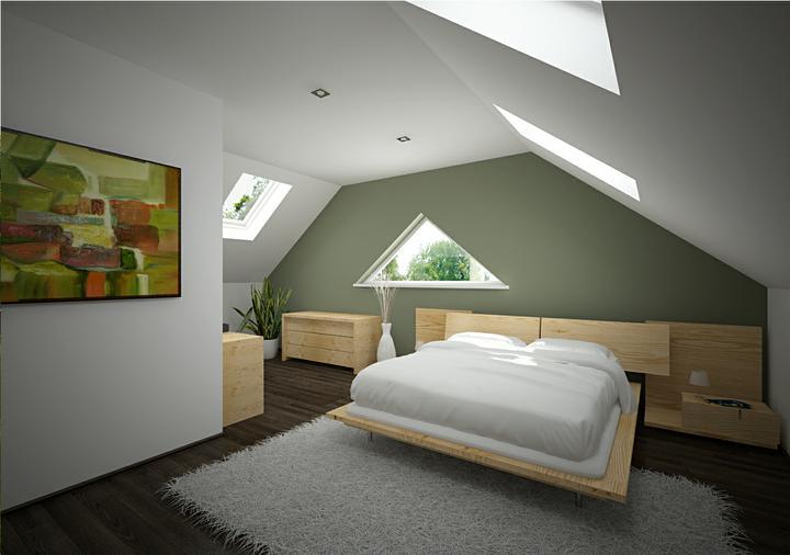 3D návrh spálni - Obrázok č. 43