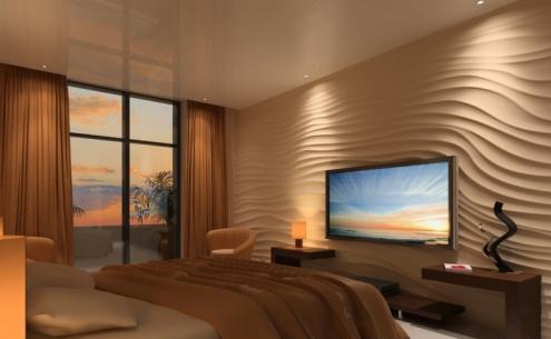 3D návrh spálni - Obrázok č. 45