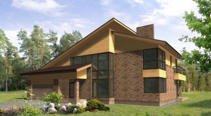 3D návrh domu - Obrázok č. 93