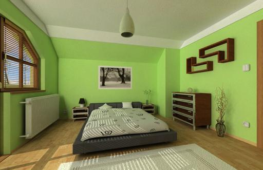 3D návrh spálni - Obrázok č. 48