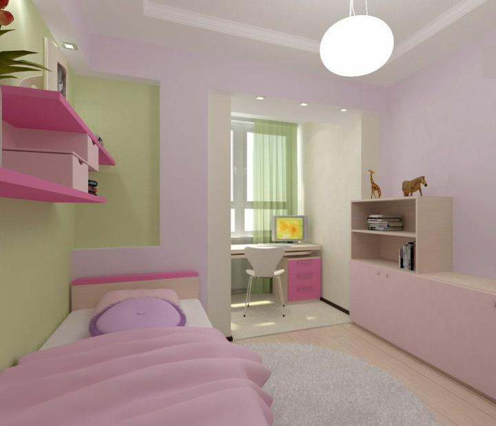 3D návrh detských izieb - Obrázok č. 52