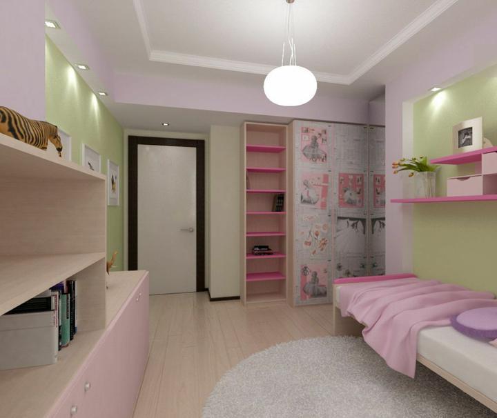 3D návrh detských izieb - Obrázok č. 53
