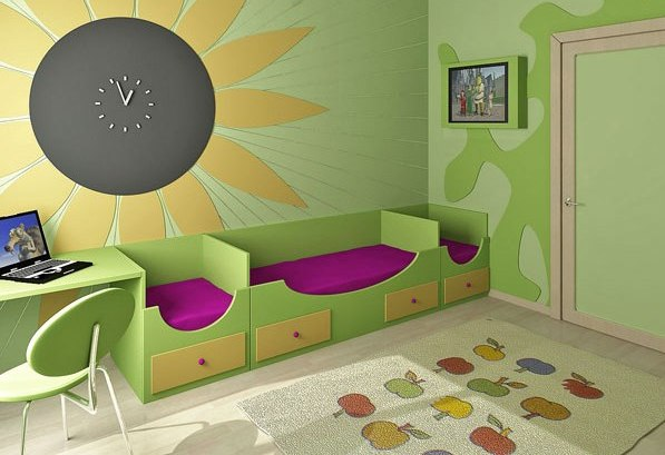 3D návrh detských izieb - Obrázok č. 51