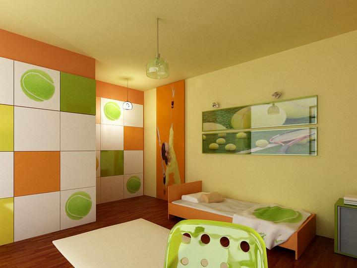 3D návrh detských izieb - Obrázok č. 58
