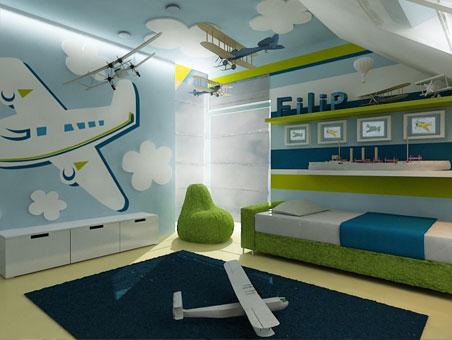 3D návrh detských izieb - Obrázok č. 59