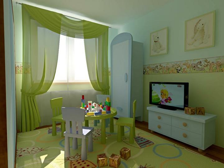 3D návrh detských izieb - Obrázok č. 60