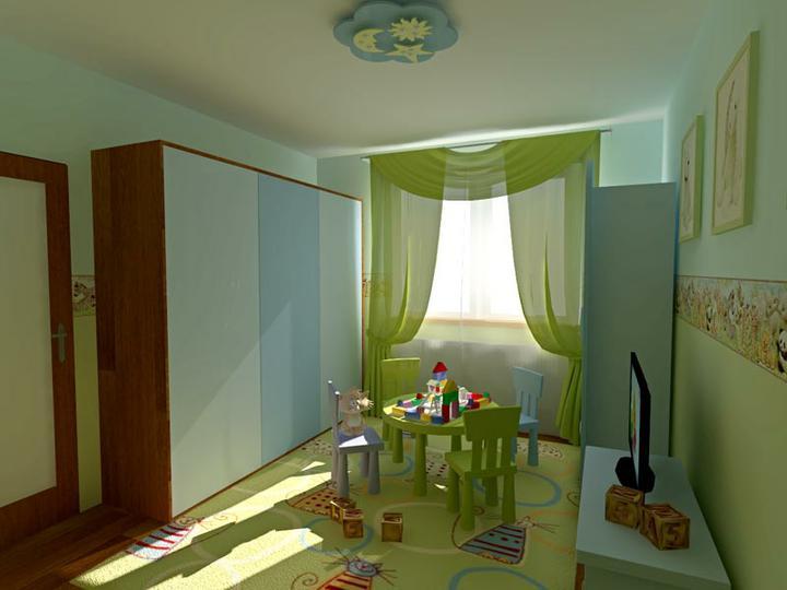3D návrh detských izieb - Obrázok č. 61