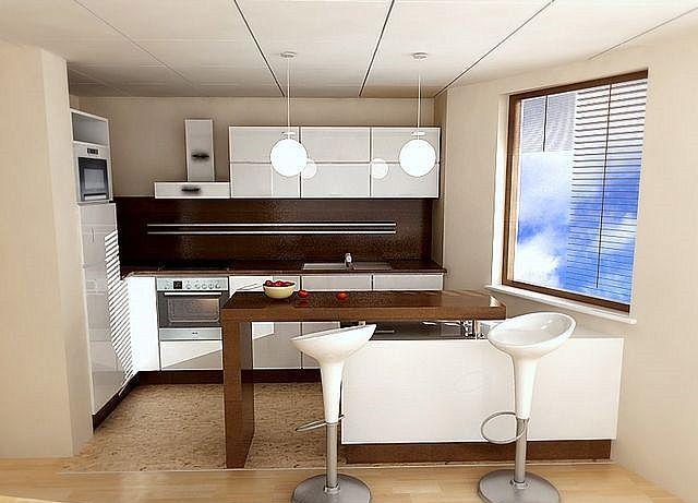 3D návrh kuchýň - Obrázok č. 54