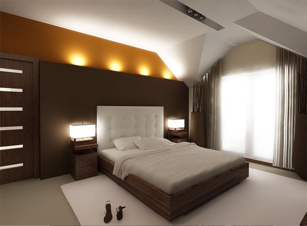 3D návrh spálni - Obrázok č. 49