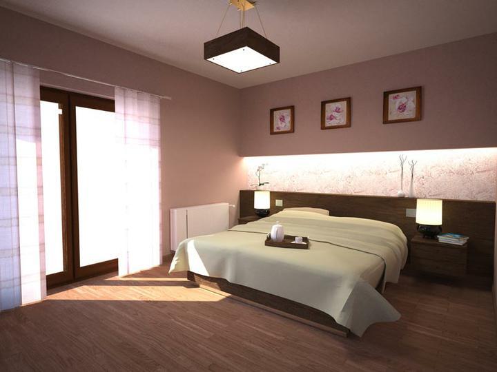3D návrh spálni - Obrázok č. 50