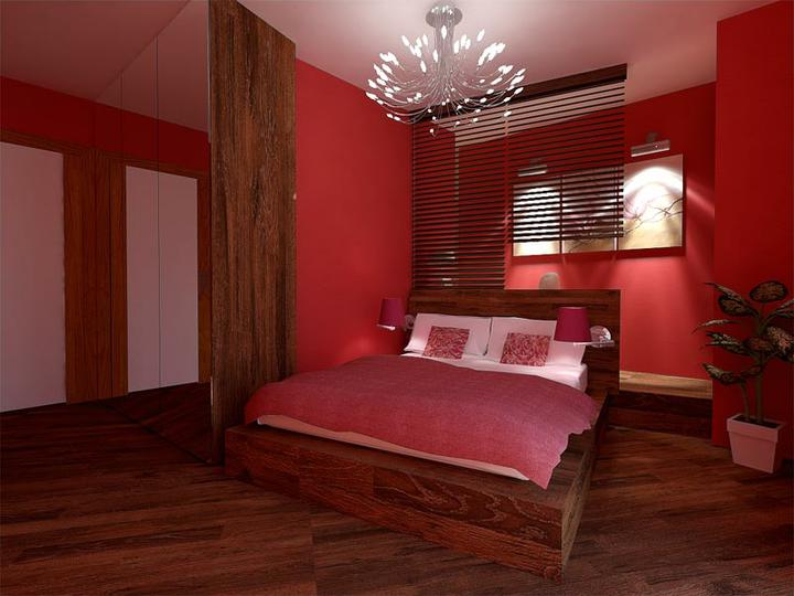 3D návrh spálni - Obrázok č. 51