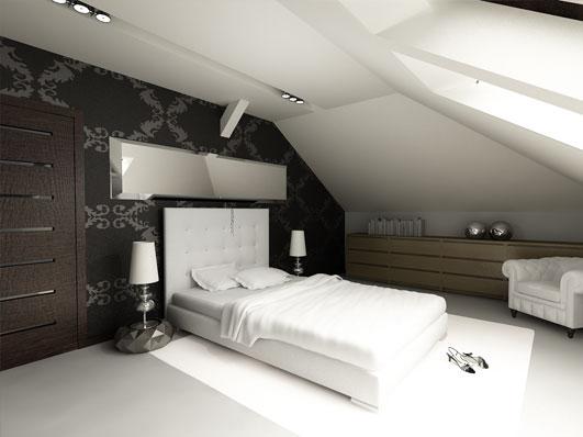 3D návrh spálni - Obrázok č. 52