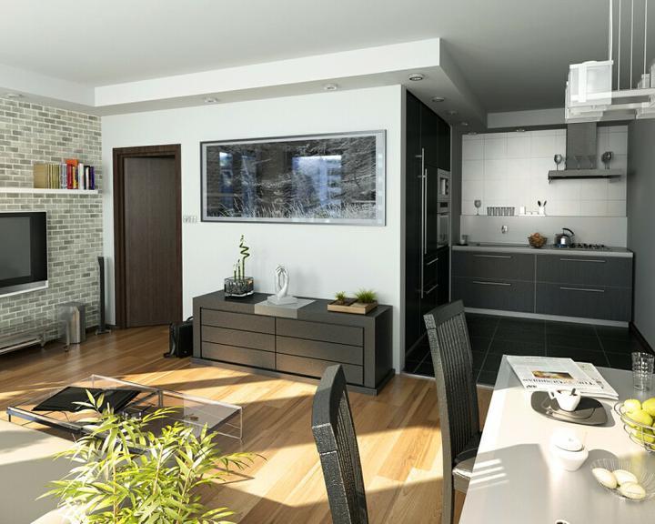 3D návrh bytových priestorov - Obrázok č. 6