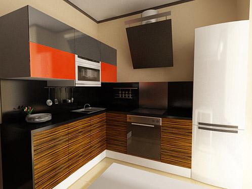 3D návrh kuchýň - Obrázok č. 67