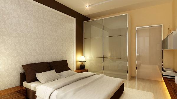 3D návrh spálni - Obrázok č. 55