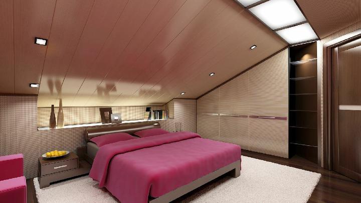 3D návrh spálni - Obrázok č. 56