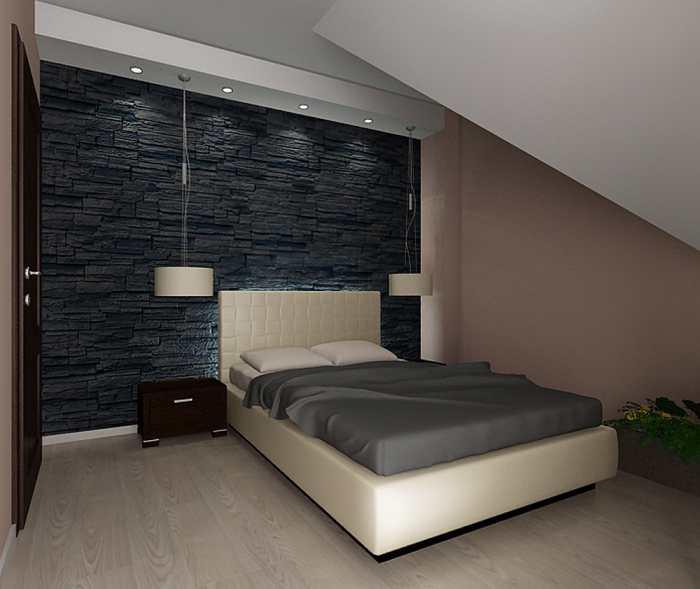 3D návrh spálni - Obrázok č. 61