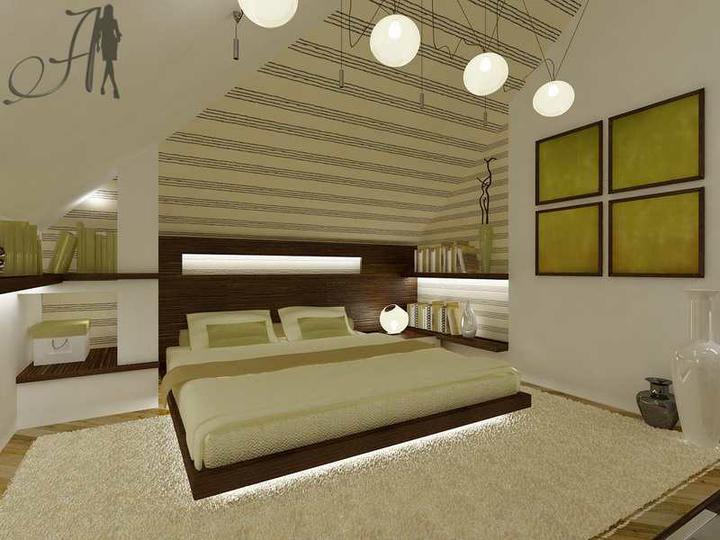 3D návrh spálni - Obrázok č. 62