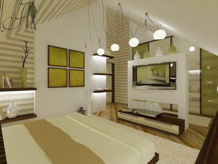 3D návrh spálni - Obrázok č. 63