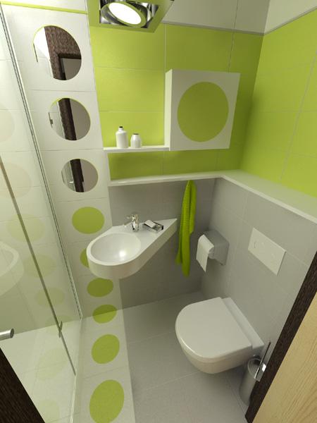3D návrh kúpelní - Obrázok č. 90