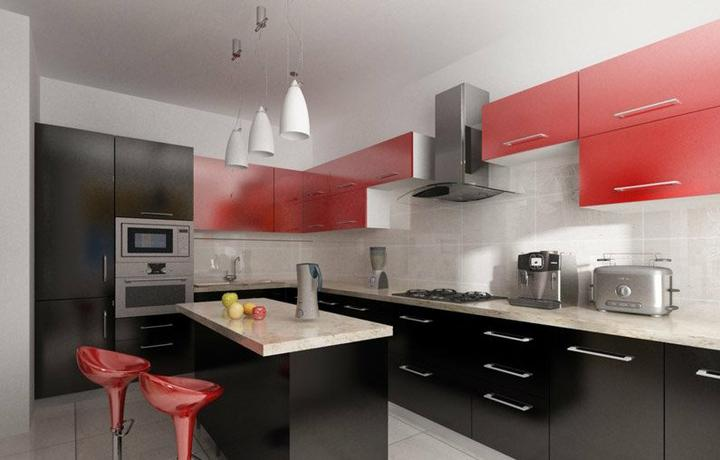 3D návrh kuchýň - Obrázok č. 68