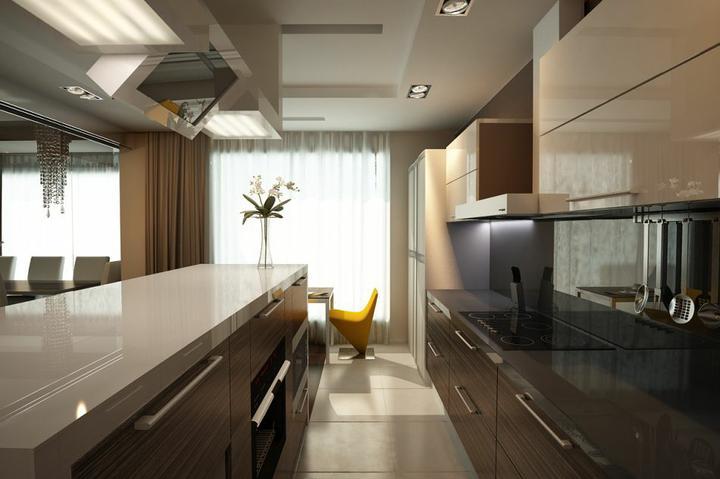 3D návrh kuchýň - Obrázok č. 73