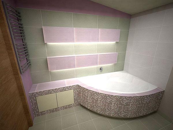 3D návrh kúpelní - Obrázok č. 93