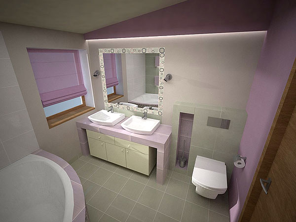 3D návrh kúpelní - Obrázok č. 94