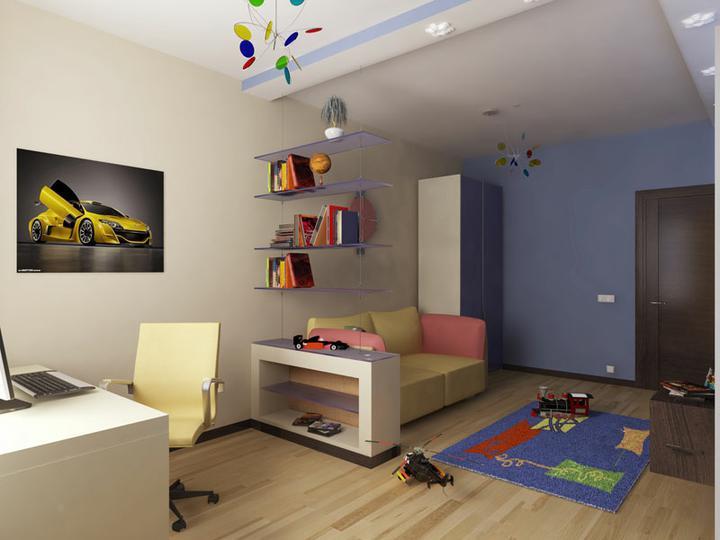 3D návrh detských izieb - Obrázok č. 70