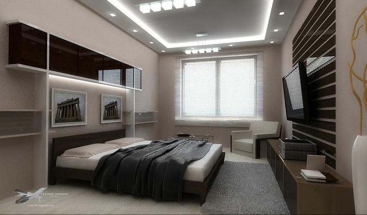 3D návrh spálni - Obrázok č. 68