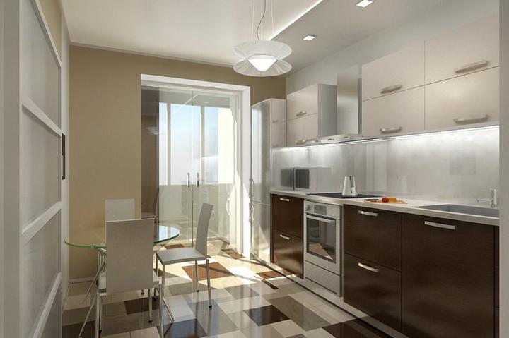 3D návrh bytových priestorov - Obrázok č. 8