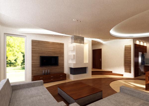 3D návrh obývačky - Obrázok č. 108