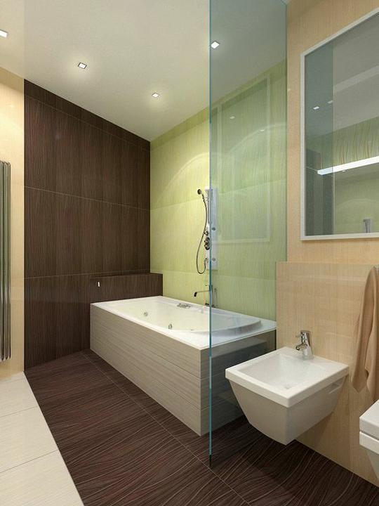 3D návrh kúpelní - Obrázok č. 98