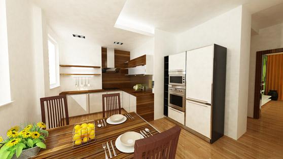 3D návrh kuchýň - Obrázok č. 83